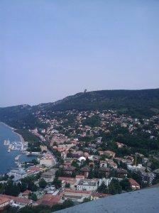 View from the Faro della Vittoria