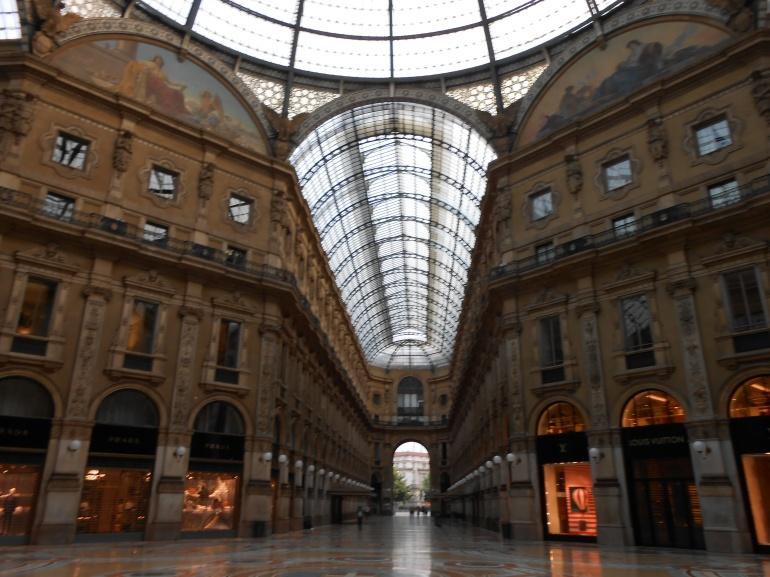Galleria Vittorio Emmanuelle - Milano